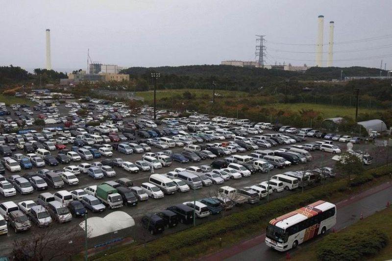 Визит на атомную станцию «Фукусима» в Японии (67 фотографий), photo:5