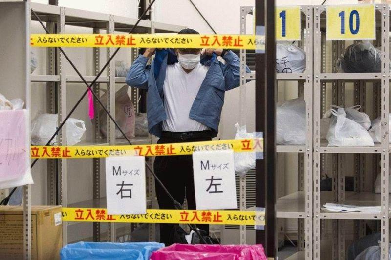 Визит на атомную станцию «Фукусима» в Японии (67 фотографий), photo:6