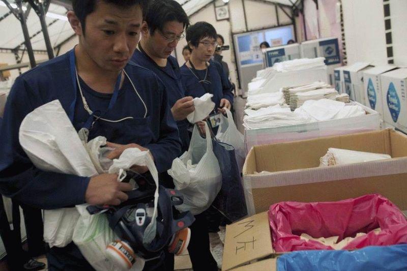 Визит на атомную станцию «Фукусима» в Японии (67 фотографий), photo:8