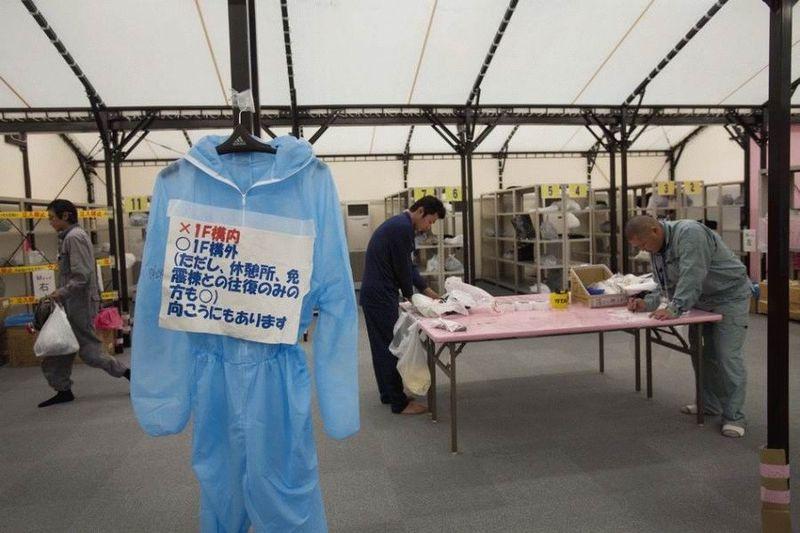 Визит на атомную станцию «Фукусима» в Японии (67 фотографий), photo:9