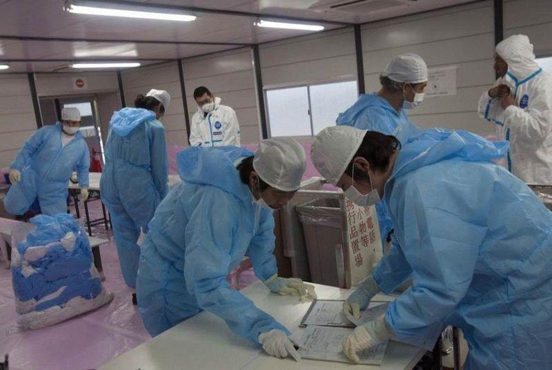 Визит на атомную станцию «Фукусима» в Японии (67 фотографий), photo:14
