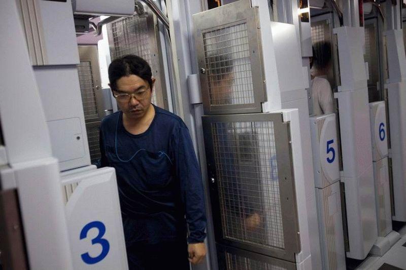 Визит на атомную станцию «Фукусима» в Японии (67 фотографий), photo:16
