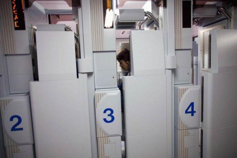 Визит на атомную станцию «Фукусима» в Японии (67 фотографий), photo:17
