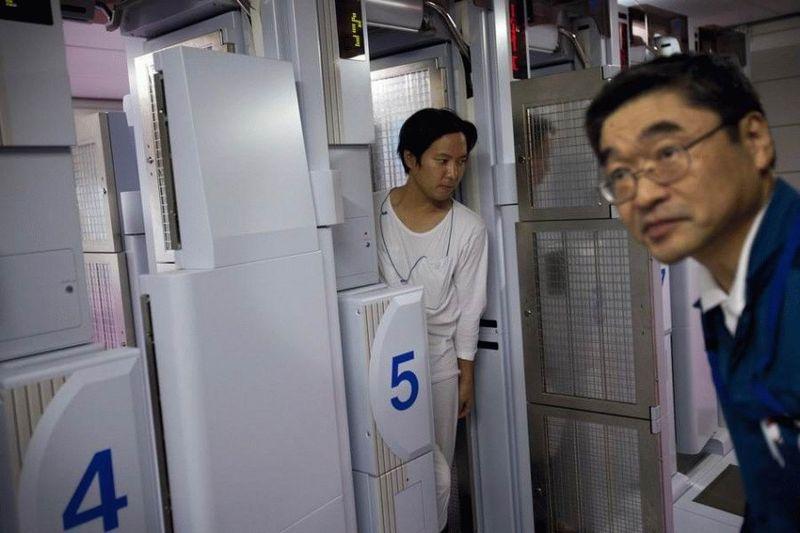 Визит на атомную станцию «Фукусима» в Японии (67 фотографий), photo:18