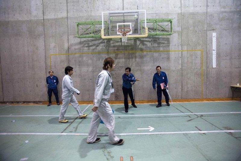 Визит на атомную станцию «Фукусима» в Японии (67 фотографий), photo:19