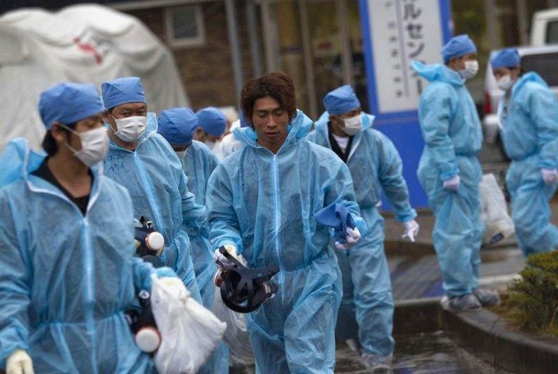 Визит на атомную станцию «Фукусима» в Японии (67 фотографий), photo:24