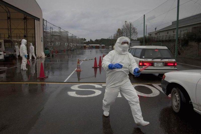 Визит на атомную станцию «Фукусима» в Японии (67 фотографий), photo:26