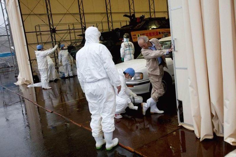 Визит на атомную станцию «Фукусима» в Японии (67 фотографий), photo:27
