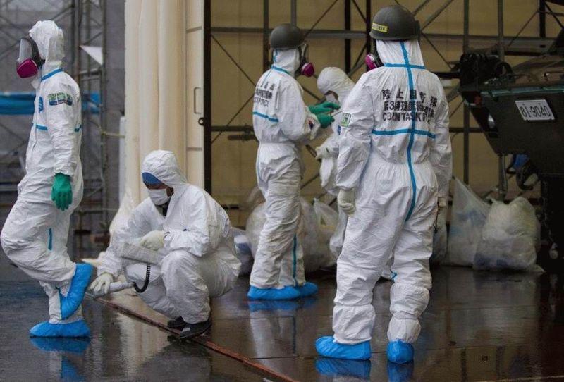 Визит на атомную станцию «Фукусима» в Японии (67 фотографий), photo:29