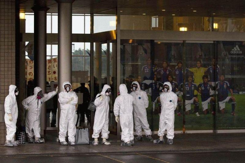 Визит на атомную станцию «Фукусима» в Японии (67 фотографий), photo:32