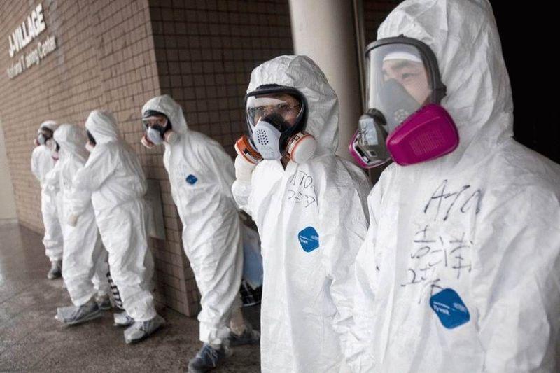 Визит на атомную станцию «Фукусима» в Японии (67 фотографий), photo:33