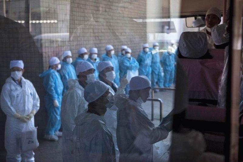 Визит на атомную станцию «Фукусима» в Японии (67 фотографий), photo:34