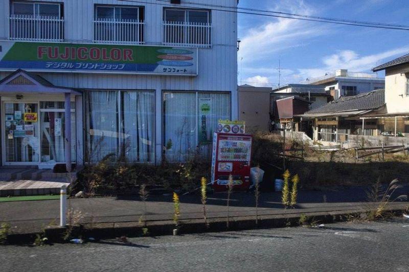 Визит на атомную станцию «Фукусима» в Японии (67 фотографий), photo:37