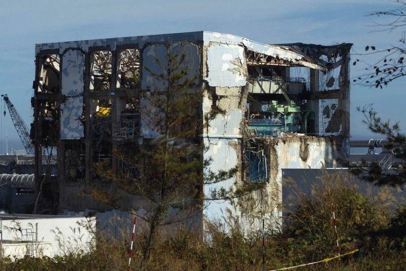 Визит на атомную станцию «Фукусима» в Японии (67 фотографий), photo:43