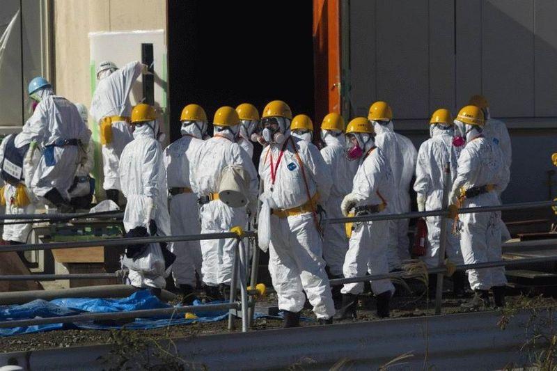 Визит на атомную станцию «Фукусима» в Японии (67 фотографий), photo:45