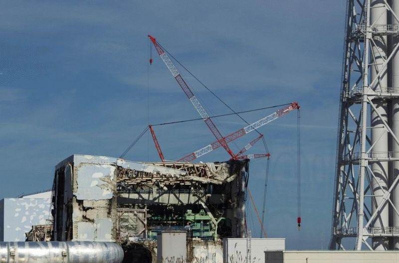 Визит на атомную станцию «Фукусима» в Японии (67 фотографий), photo:46