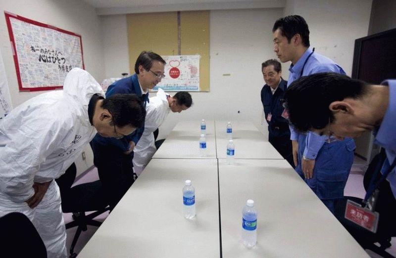 Визит на атомную станцию «Фукусима» в Японии (67 фотографий), photo:52