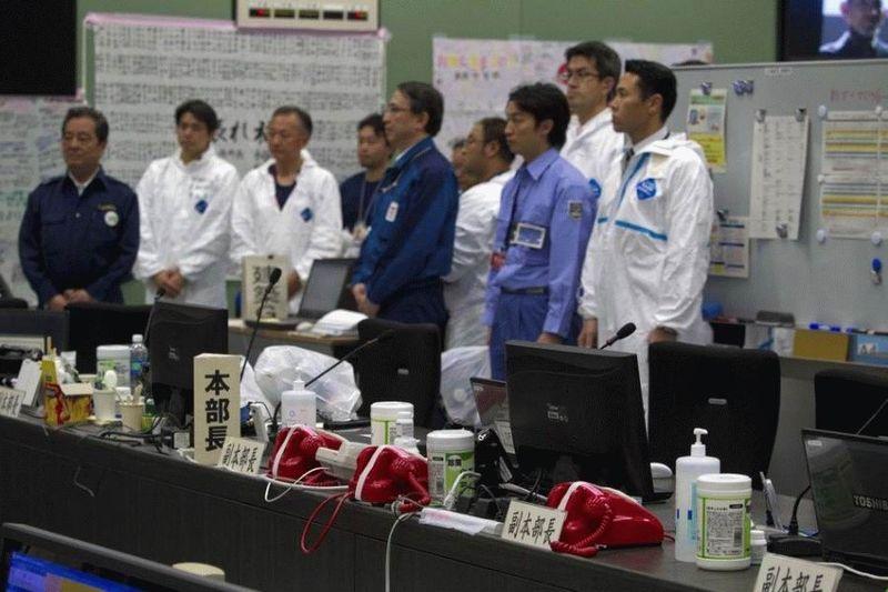 Визит на атомную станцию «Фукусима» в Японии (67 фотографий), photo:54