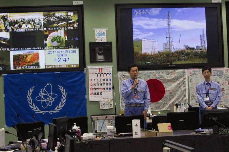 Визит на атомную станцию «Фукусима» в Японии (67 фотографий), photo:55