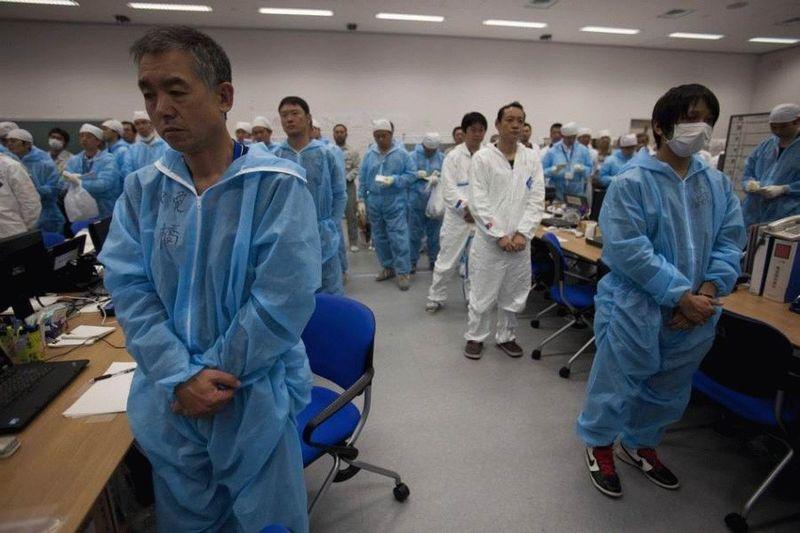 Визит на атомную станцию «Фукусима» в Японии (67 фотографий), photo:56
