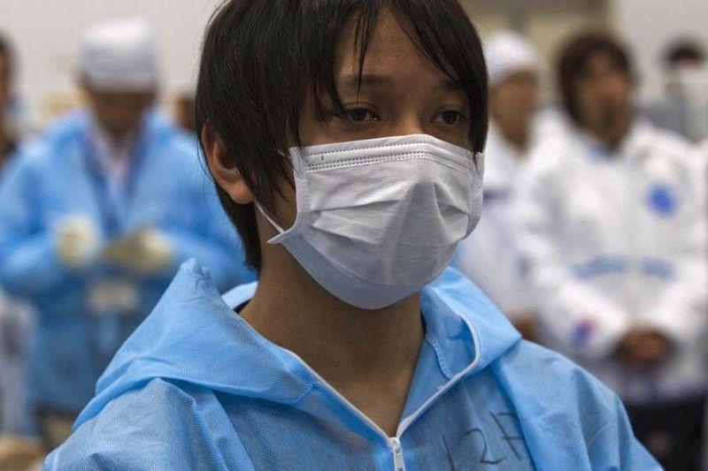 Визит на атомную станцию «Фукусима» в Японии (67 фотографий), photo:58