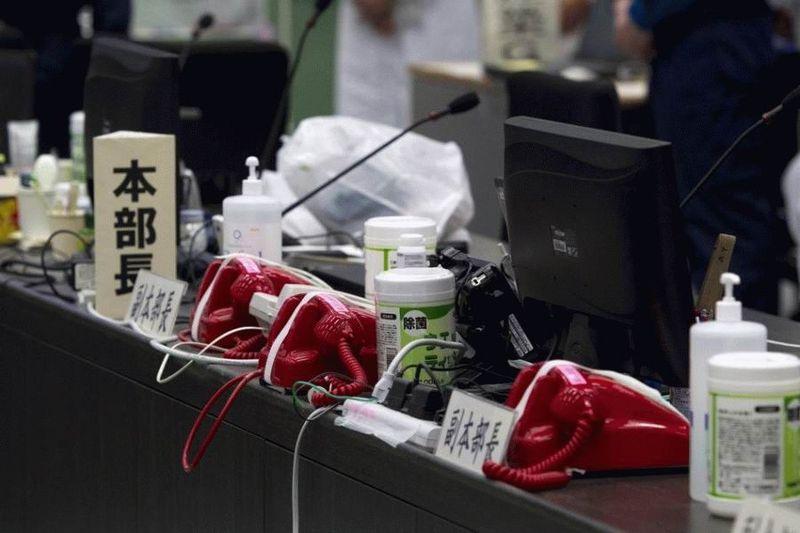 Визит на атомную станцию «Фукусима» в Японии (67 фотографий), photo:59