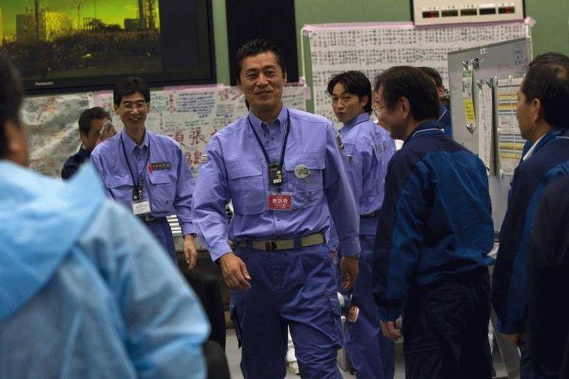 Визит на атомную станцию «Фукусима» в Японии (67 фотографий), photo:60