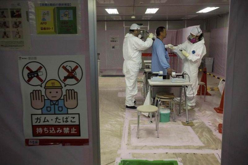 Визит на атомную станцию «Фукусима» в Японии (67 фотографий), photo:63
