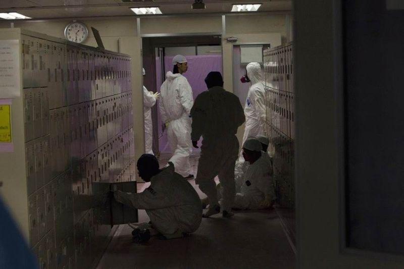Визит на атомную станцию «Фукусима» в Японии (67 фотографий), photo:64
