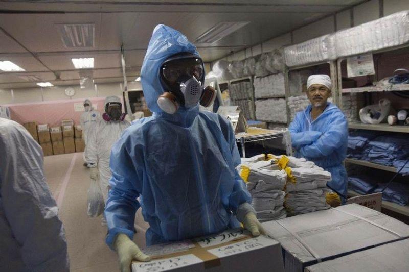 Визит на атомную станцию «Фукусима» в Японии (67 фотографий), photo:65
