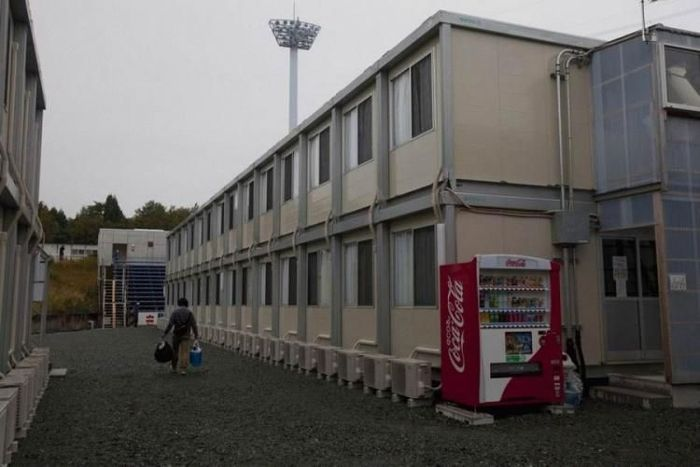 Визит журналистов  на атомную станцию Фукусима в Японии (67 фото)