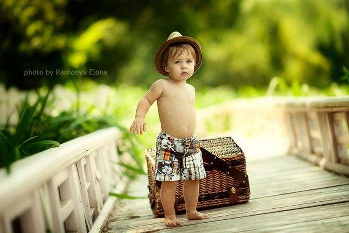 Ошеломительные детские фотографии от супер фотографа – Елены Карнеевой (58 фото)