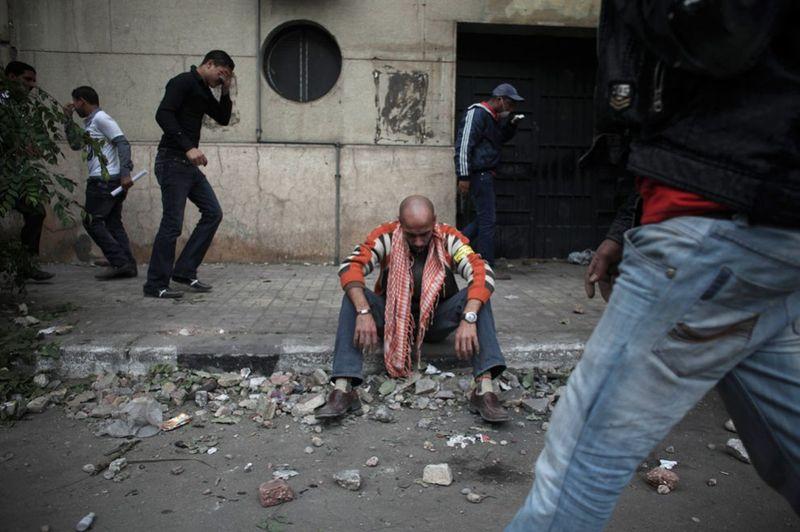 13122 990x659 Новые беспорядки в Каире