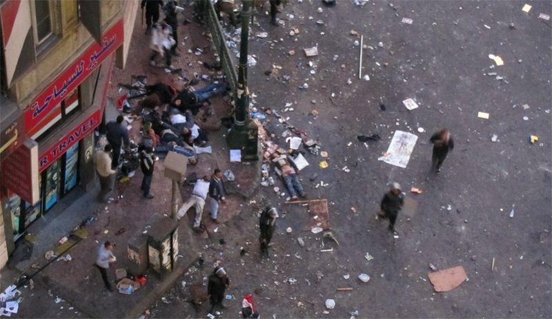 15107 990x573 Новые беспорядки в Каире