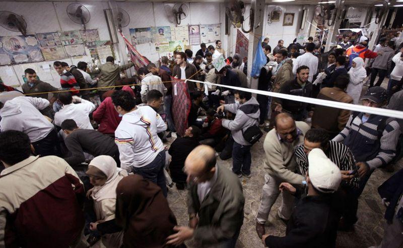 16102 990x610 Новые беспорядки в Каире