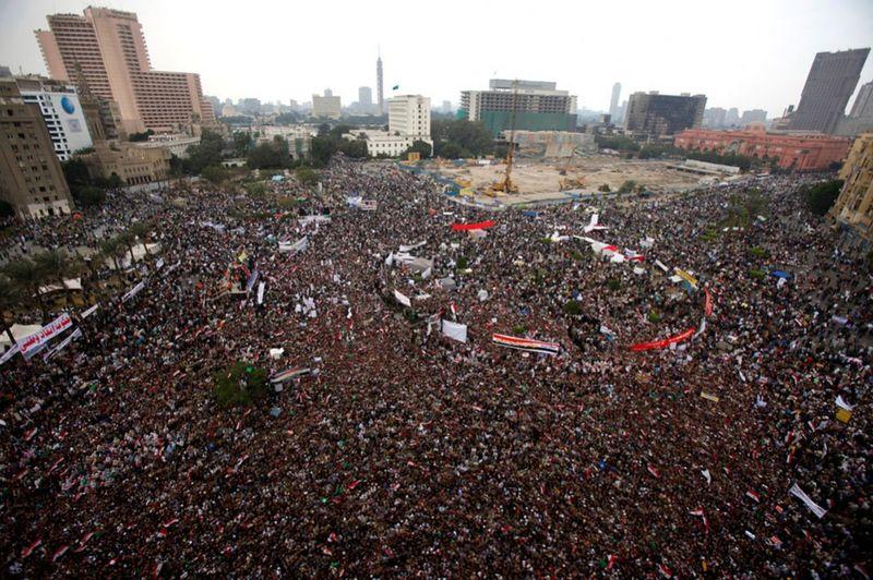2300 990x659 Новые беспорядки в Каире