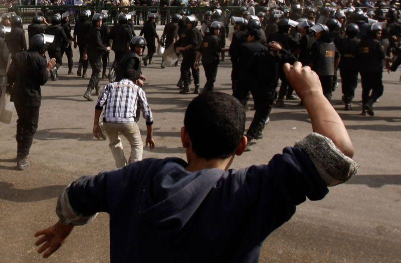 2650 990x651 Новые беспорядки в Каире