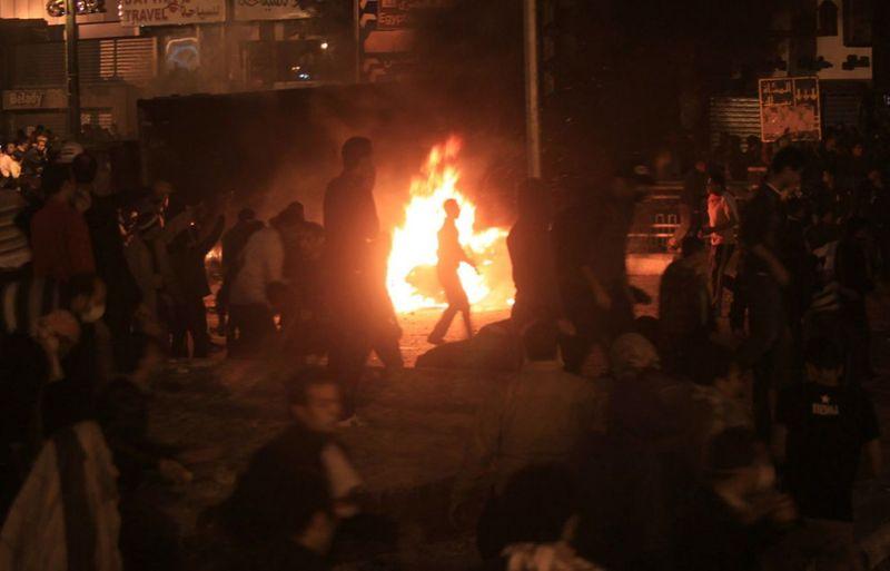 9134 990x636 Новые беспорядки в Каире