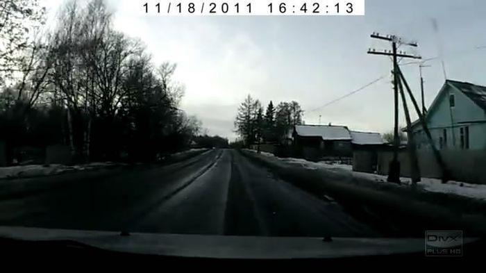 Авария дня часть 369 (фото+видео)