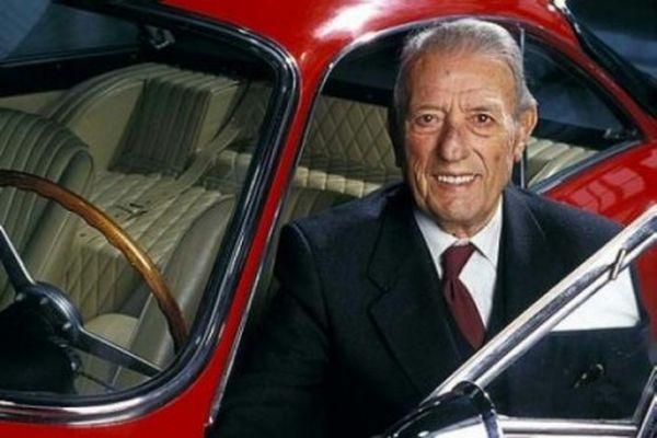 Умер дизайнер Ferrari, в честь которого была создана флагманская модель 612 Scaglietti (2 фото)