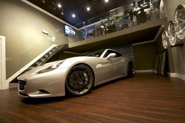 Ferrari California надуют в тюнинг-ателье DMC (17 фото)