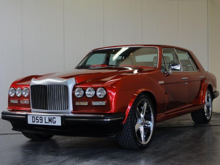 Передача Chop Shop сделала Bentley для ди-джея (8 фото+видео)