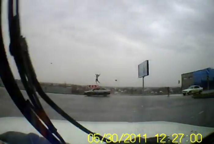 Авария дня часть 373 (фото+видео)
