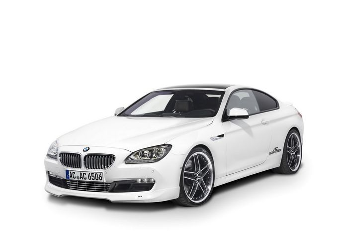 BMW 6-Series получила пакет ASC6 5,0i от ателье AC Schnitzer (24 фото+видео)