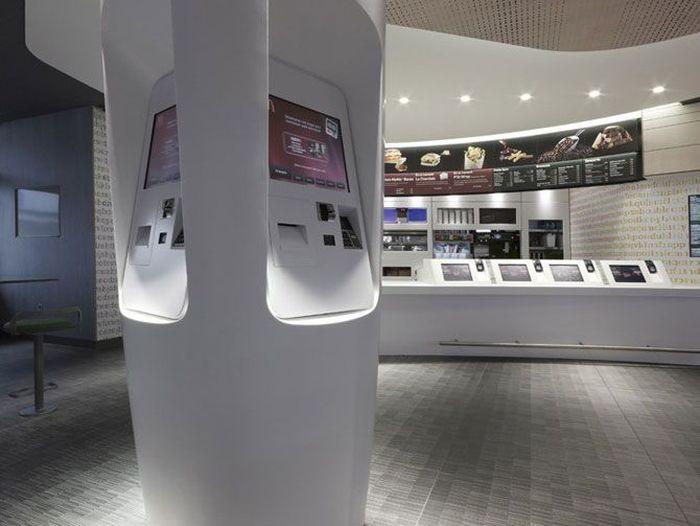 Новый дизайн MacDonalds (11 фото)