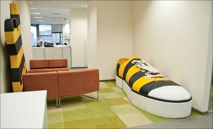 Офис компании Билайн (60 фото)