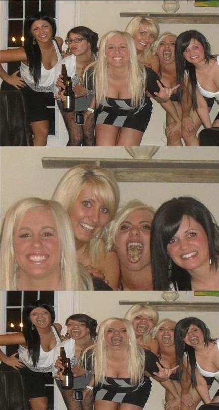 Забавные фейсбомбы (18 фото)