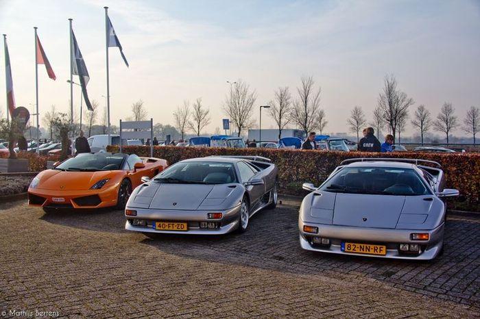 Auto Italia Houten 2011 - закрытие сезона итальянских авто (97 фото+2 видео)