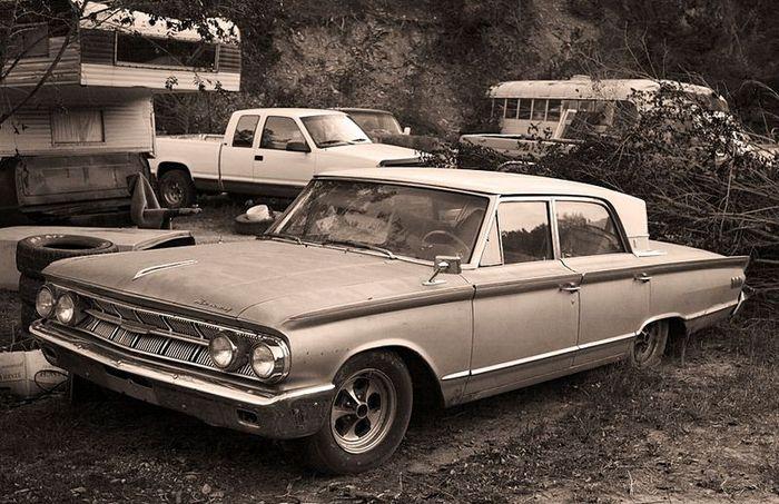 Забытые автомобили Америки (11 фото)