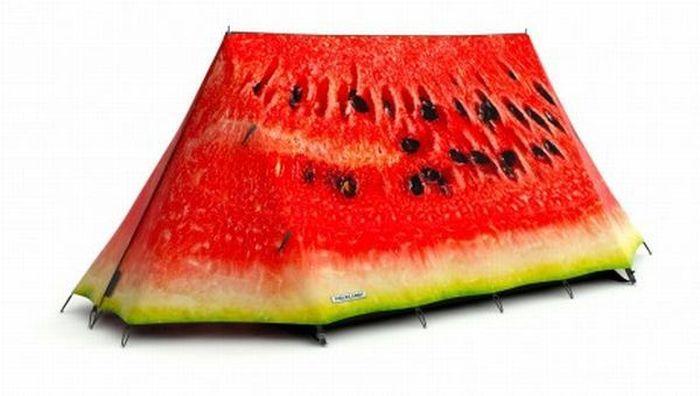 Креативные палатки (42 фото)